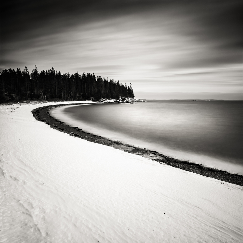 Snow Beach, Maine