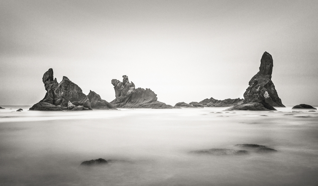 Shi Shi Beach Sea Stacks
