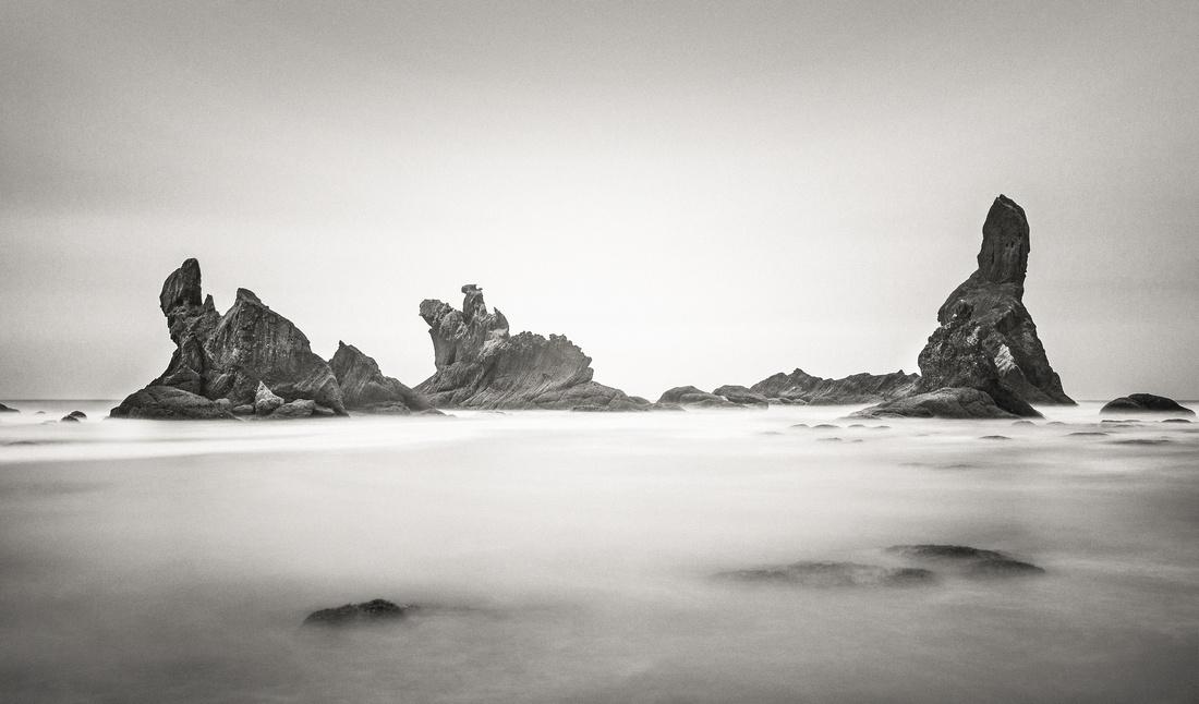 Shi Shi Beach Sea Stacks